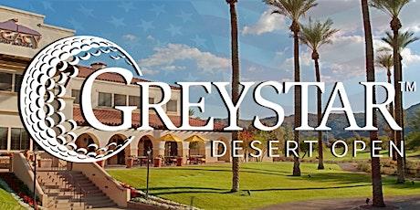 Greystar Desert Open 2020 tickets