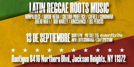 Latin Reggae Roots Concert