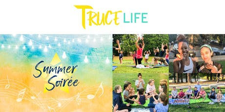 Outdoor Yoga and Summer Soiree tickets