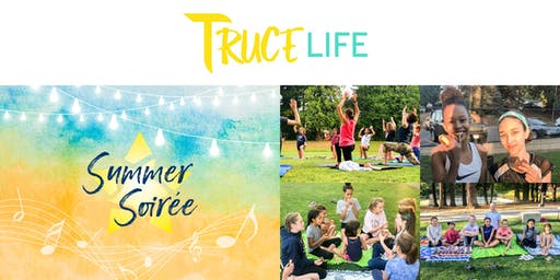 Outdoor Yoga and Summer Soiree