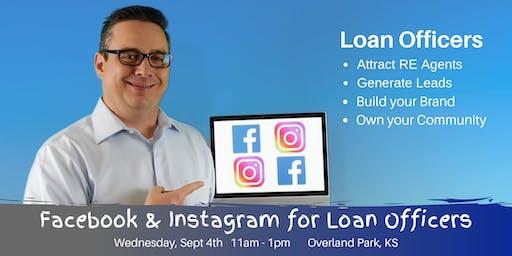 Facebook & Instagram for Loan Officers