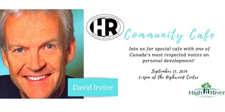 Our High River September Community Cafe tickets