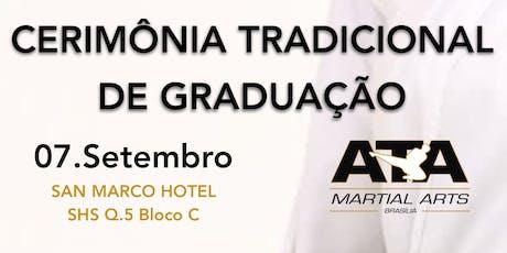 Cerimônia de Graduação - ATA Brasília ingressos