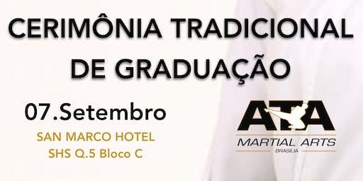 Cerimônia de Graduação - ATA Brasília