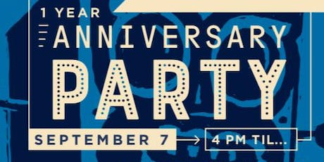 Mad Robot Brewing Co. 1 Year Anniversary Party tickets