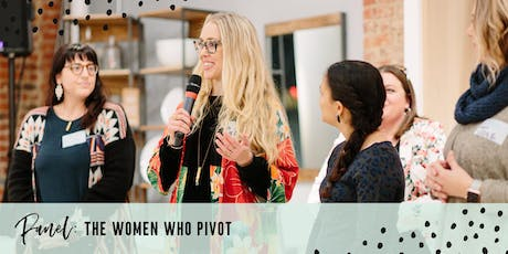 Rebelle Community - The Women Who Pivot tickets