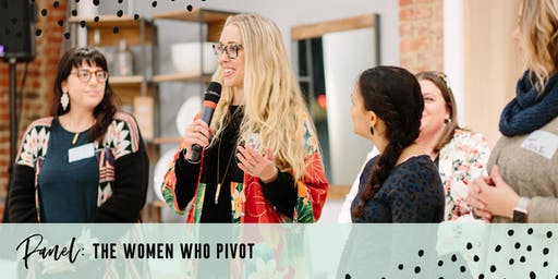 Rebelle Community - The Women Who Pivot
