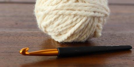 Crochet Technique Workshop - Elizabeth Stitch tickets