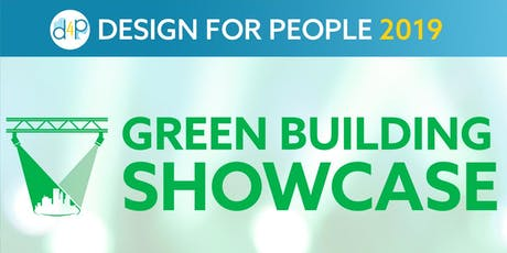 Green Building Showcase 19 - Project Gallery Entry tickets