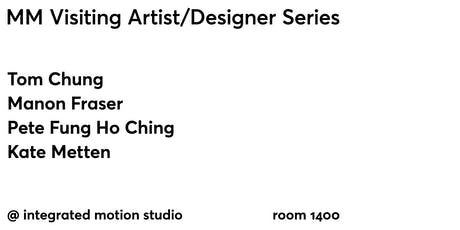 MM Visiting Artist/Designer Series tickets