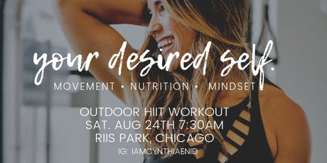 Fit & Fabulous HIIT Workout  tickets