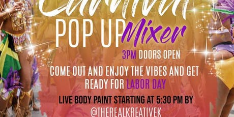 Carnival Pop Up Mixer  tickets