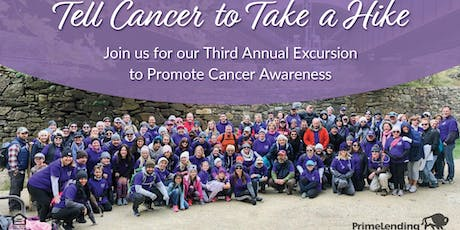 Tell Cancer to Take a Hike tickets