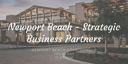 Newport Beach Strategic Business Partners