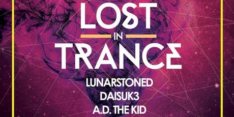 Lost in Trance tickets
