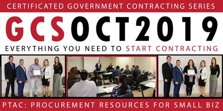 Government Contracting Series  tickets