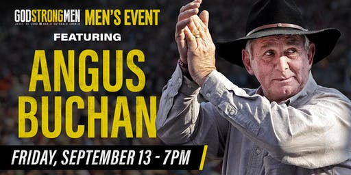 Men's Event with Angus Buchan