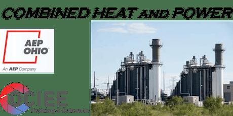 AEP/OCIEE Customer Seminar: Combined Heat & Power tickets