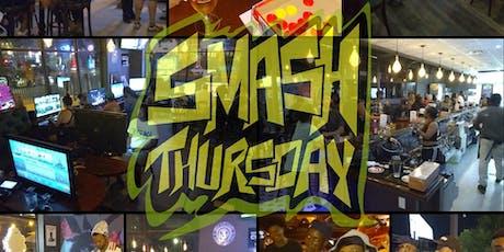 #SmashThursdayATL tickets
