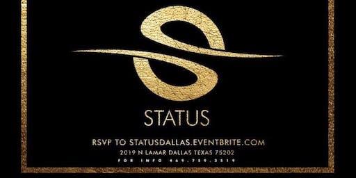 Erica BreNae - Birthday Guests List At Status NightClub #FeatureFriday