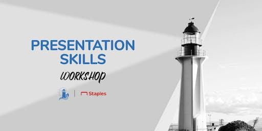Presentation Skills - A Two Half Day Workshop