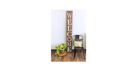 Ladies Night - Welcome Sign