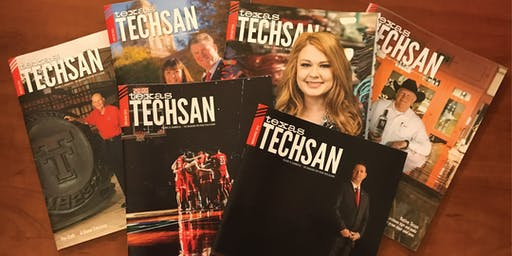 August Speaker Series – Jennifer Ritz, Associate Editor of the Texas Techsan