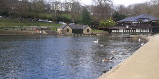 Songs and calls at Roundhay Park