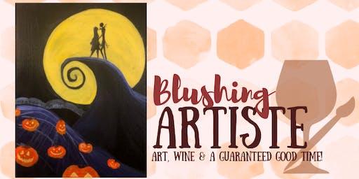Blushing Artiste - October 10th