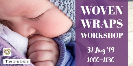 Woven wraps workshop for beginners Tickets