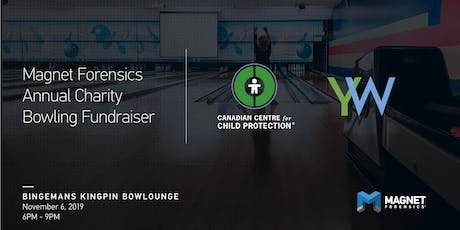 Magnet Forensics Charity Bowling Fundraiser tickets