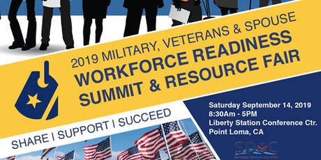 Military, Veteran, and Spouse Workforce Readiness Summit tickets
