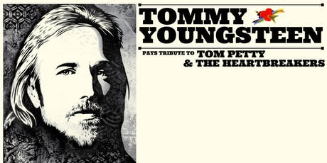 Tommy Youngsteen: Tom Petty & the Heartbreakers tickets