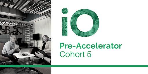 IO Pre-Accelerator | Cohort 5