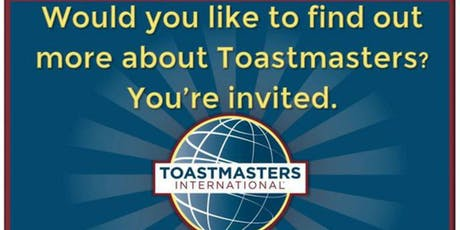 Brunswick County Toastmasters Professional Development Workshop & Open House tickets