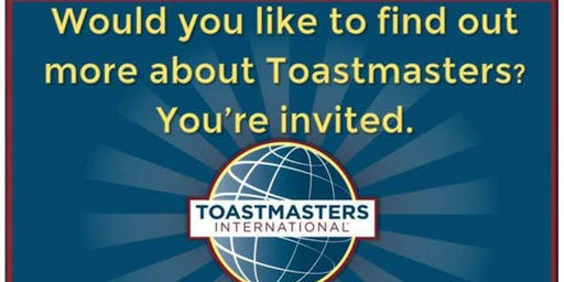 Brunswick County Toastmasters Professional Development Workshop & Open House
