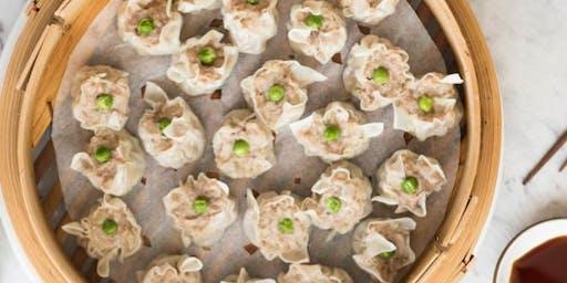 UBS Cooking School: Steamed Shrimp Shumai
