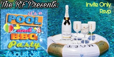 The RF Presents: Pool and BBQ Party
