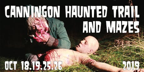 Cannington Haunted Trail and Mazes 2019 tickets
