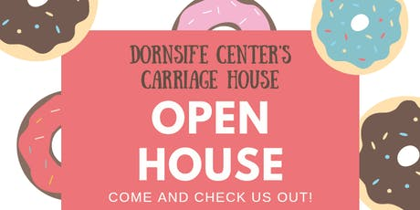 Open House at Carriage House! tickets