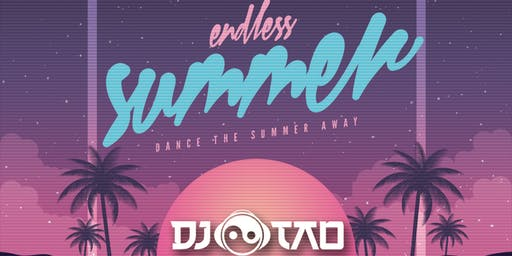 The Endless Summer ft. DJ Tao | Royale Saturdays | 8.17.19 | 10:00 PM | 21+