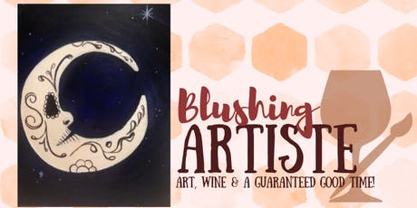 Blushing Artiste - November 7th tickets