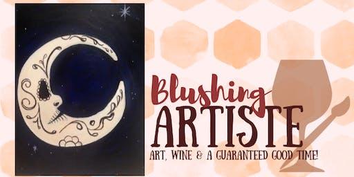 Blushing Artiste - November 7th