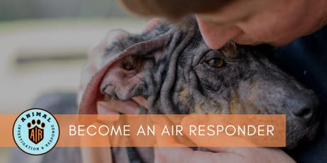 Animal Investigation and Response - Responder Orientation tickets