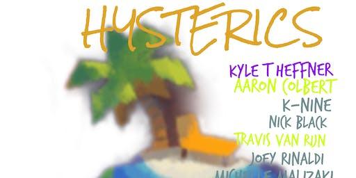 Hysterics Comedy Show West Side Los Angeles Free Early Bird Mar Vista