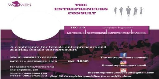 The Entrepreneurs Consult