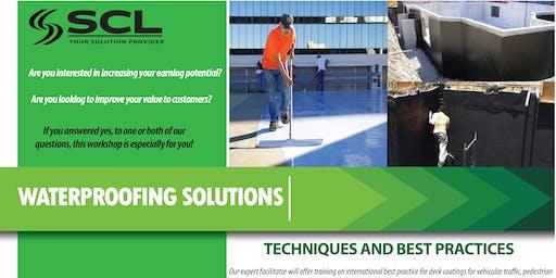 Waterproofing Solutions Workshop