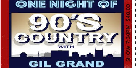One Night of 90's Country - Lamont AB tickets