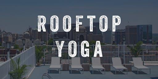 Rooftop Yoga with BareSOUL Yoga