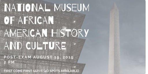 Post-Exam Museum Visit